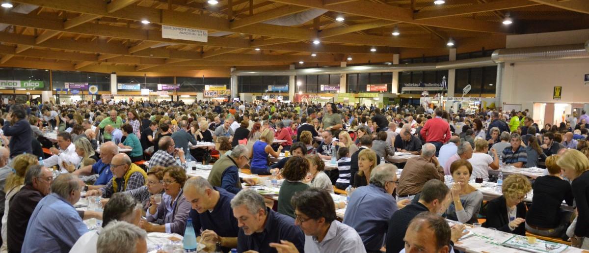 La Fiera del Riso celebra da mezzo secolo la cucina italiana | Ente ...